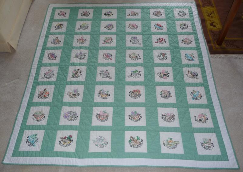 Vintage Kit Quilts